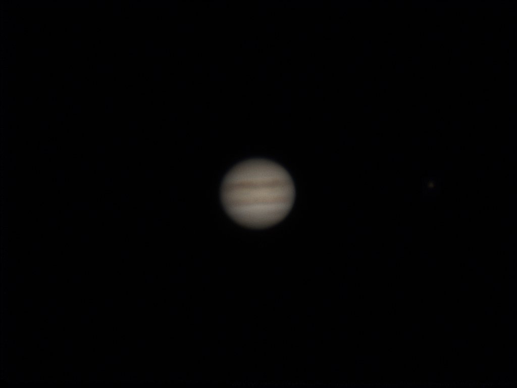 Jupiter - 2020-08-15 - 19H45 GMT