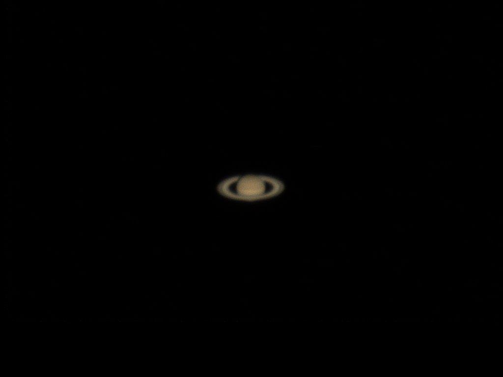 Saturne - 2020-08-15 - 20H28 GMT