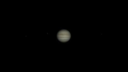 Jupiter - 2020-08-14 - 21H02 GMT