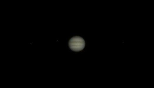 Jupiter - 2020-08-14 - 21H06 GMT