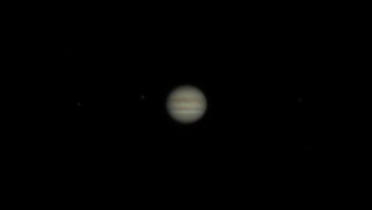 Jupiter - 2020-08-14 - 21H20 GMT