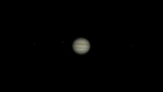 Jupiter - 2020-08-14 - 21H25 GMT