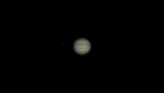 Jupiter - 2020-08-14 - 21H27 GMT