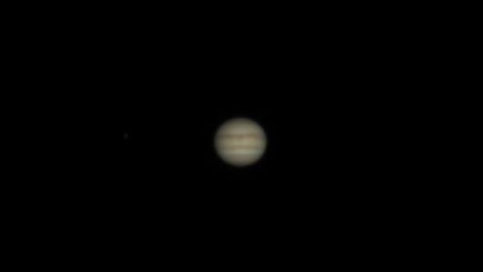 Jupiter - 2020-08-17 - 19H49 GMT